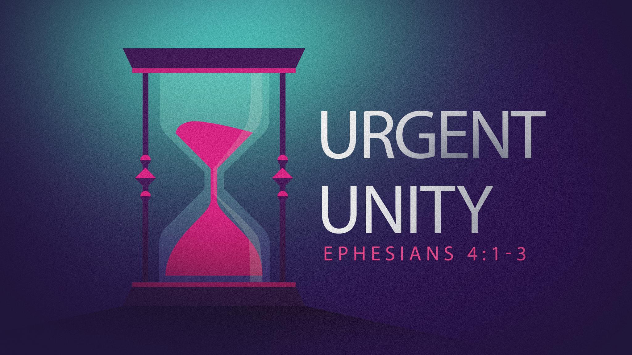Urgent Unity