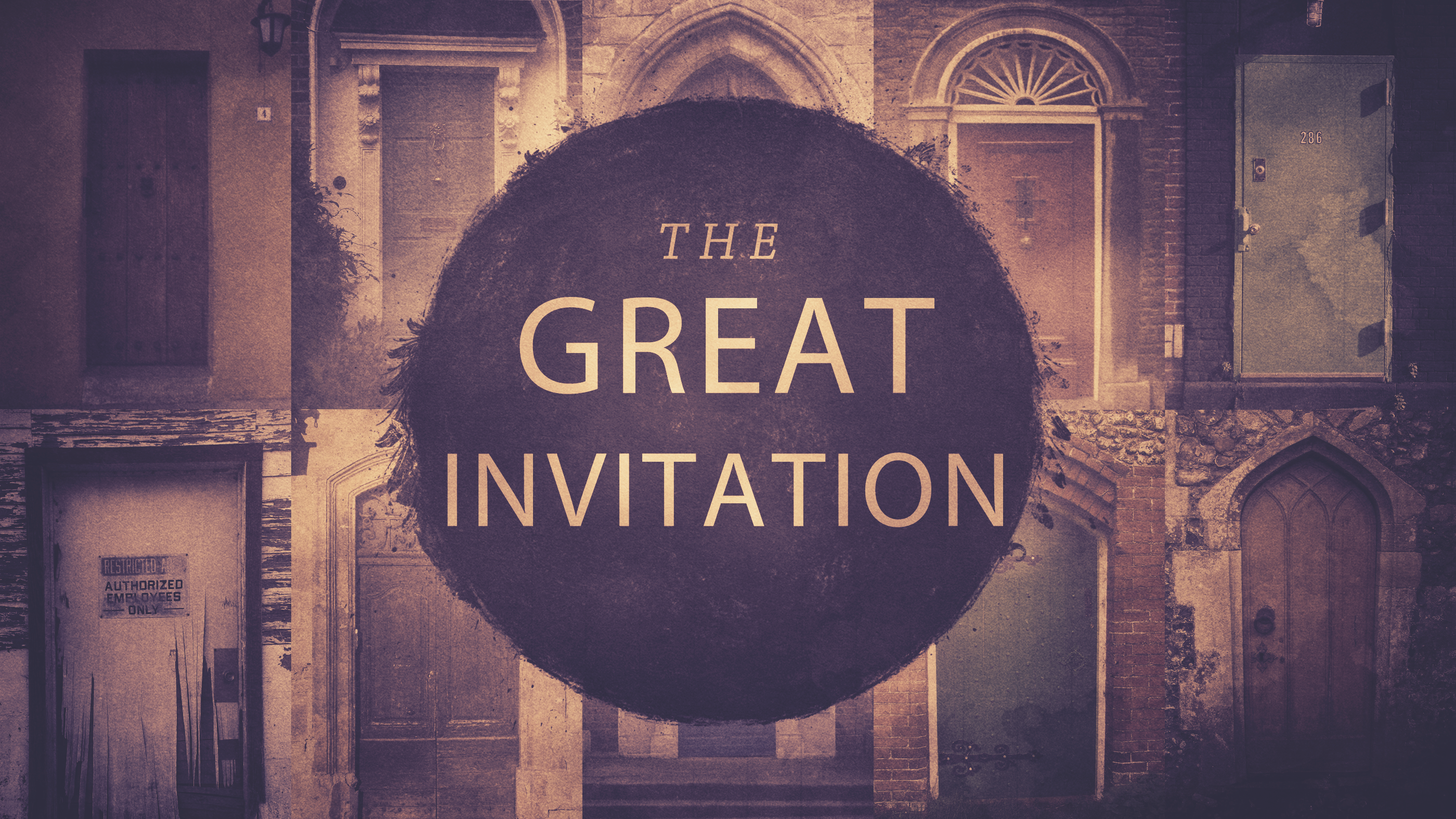 The Great Invitation: Conversion